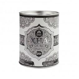Хна для бровей и био тату Grand Henna чёрная 120 грамм