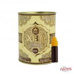 Хна для брів і біотату Grand Henna коричнева, 120 г