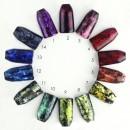 Гель-лак Kodi Professional Crystal C 001 фиолетовый, 8 мл, фото 2, 135.00 грн.