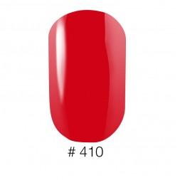 Лак Naomi 410 красный, 12 мл