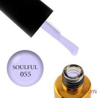 Гель-лак F.O.X Spectrum Gel Vinyl 055 Soulful сиреневая нежность, 7 мл