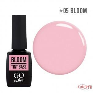 База цветная GO Active Tint Base 05 Bloom, пастельно-розовый, 10 мл