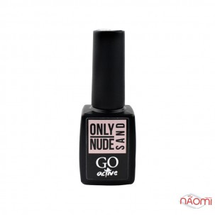 Гель-лак GO Active Only Nude ON 06 Sand розовый песок, 10 мл