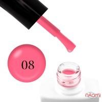Гель-лак Nails Molekula 008 розовая ягода, 11 мл