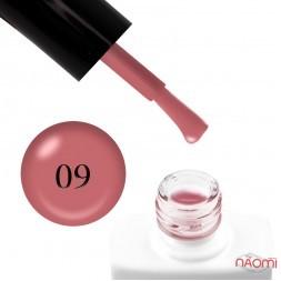 Гель-лак Nails Molekula 009 какао-пурпур, 11 мл