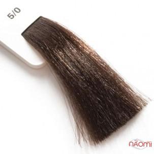 Крем-краска для волос Lisap LK Creamcolor OPC 5/0, светлый шатен, 100 мл