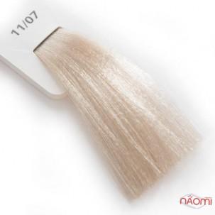 Крем-краска для волос Lisap LK Creamcolor OPC 11/07, суперосветлитель натуральный бежевый, 100 мл