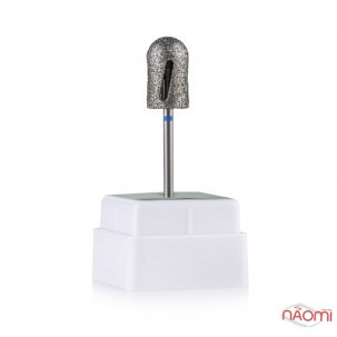 Насадка алмазная для педикюра Twister 12014с, d=10 мм