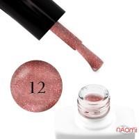 Гель-лак Nails Molekula 012 розовое мерцание, 11 мл