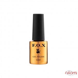 Гель F.O.X Smart gel Shine для укрепления натуральных ногтей, 12 мл