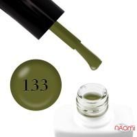 Гель-лак Nails Molekula 133 темно-оливковый, 11 мл