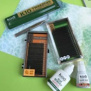 Клей для наращивания ресниц Kodi Professional D++, чёрный 10 г