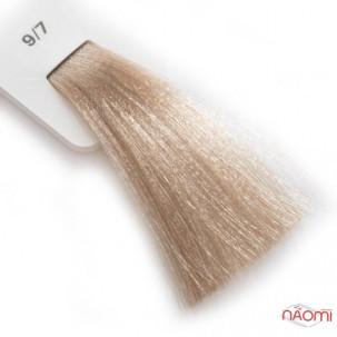 Крем-краска для волос Lisap LK Creamcolor OPC 9/7, очень светлый блондин бежевый, 100 мл