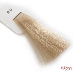 Крем-краска для волос Lisap LK Creamcolor OPC 9/0, очень светлый блондин, 100 мл