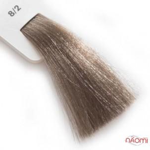 Крем-краска для волос Lisap LK Creamcolor OPC 8/2, светлый блондин пепельный, 100 мл