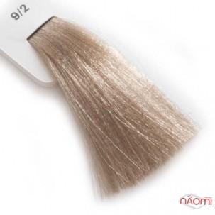 Крем-краска для волос Lisap LK Creamcolor OPC 9/2, очень светлый блондин пепельный, 100 мл