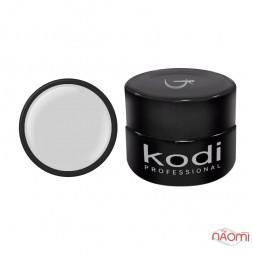 Гель-краска Kodi Professional 01, цвет белый, 4 мл