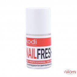 Знежирювач для нігтів Kodi Professional Nail fresher, 15 мл
