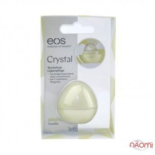 Бальзам для губ EOS Crystal Vanilla Ванильная орхидея, 7 г