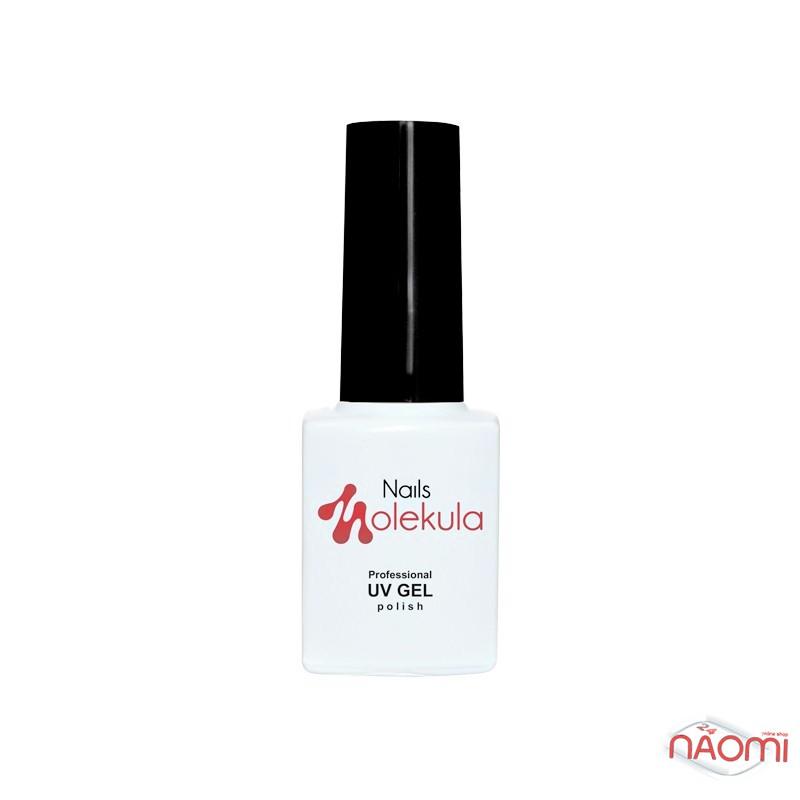 Гель-лак Nails Molekula Flash Effect F02 светоотражающий серо-серебристый с блестками и шиммерами, 6 мл, фото 2, 100.00 грн.