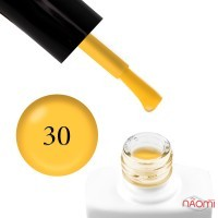 Гель-лак Nails Molekula 030 желтый, 11 мл