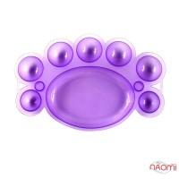 Палітра для фарби G 10, колір фіолетовий