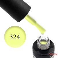 Гель-лак Oxxi Professional 324 лимонный, 10 мл