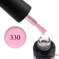 Гель-лак Oxxi Professional 330 мягкий розовый, 10 мл