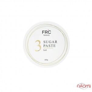 Паста для шугаринга FRC Beauty Sugar Paste Soft 3, 400 г