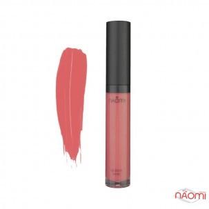 Блиск для губ Naomi Lip Gloss Shine Papaya, 6 мл