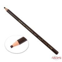 Карандаш для микроблейдинга Cosmetic Art Brown 02, коричневый