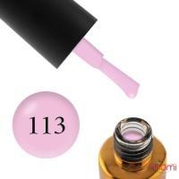 Гель-лак F.O.X Pigment 113 светлый розово-бежевый, 7 мл