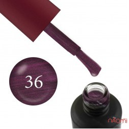 Гель-лак My Nail 036 бордовый, 7 мл