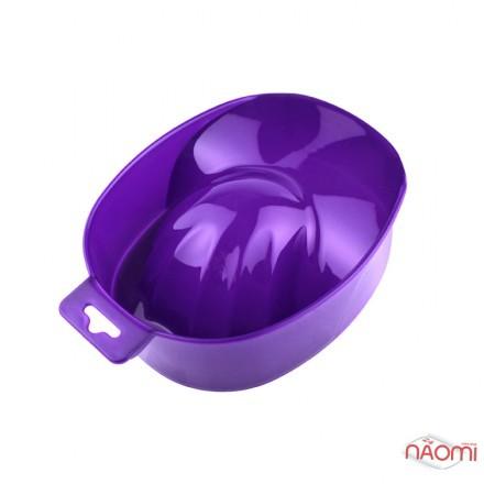 Ванночка для маникюра, цвет фиолетовый, фото 1, 24.00 грн.