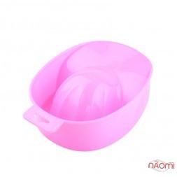 Ванночка для манікюру, колір рожевий