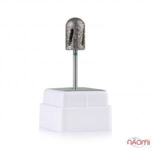 Насадка алмазная для педикюра Twister 488010з, d=10 мм