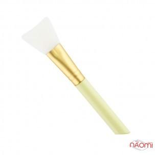 Кисть для нанесения масок, силиконовая, 14 см, цвет в ассортименте