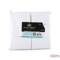 Серветки безворсові Global Fashion, 6х4 см, 300 шт.