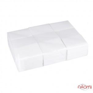 Салфетки безворсовые Starlet Professional, 6х4 см, 500 шт., цвет белый