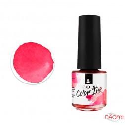 Чернила F.O.X Color Ink 04, цвет розовый, 5 мл
