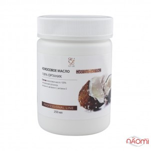 Натуральна кокосова олія для волосся і тіла Elit Lab рафінована, 250 мл