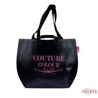 Сумка фірмова Couture Colour, 46х35х17 см, колір чорний