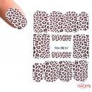 Слайдер-дизайн 3D 247 Леопард, фото 1, 50.00 грн.