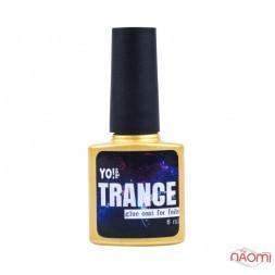 Топ-клей для фольги Yo nails Trance Glue Coat for Foils, 8 мл