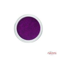 Зеркальная втирка Le Vole Mirror Purple, цвет фуксия, 0,5 г