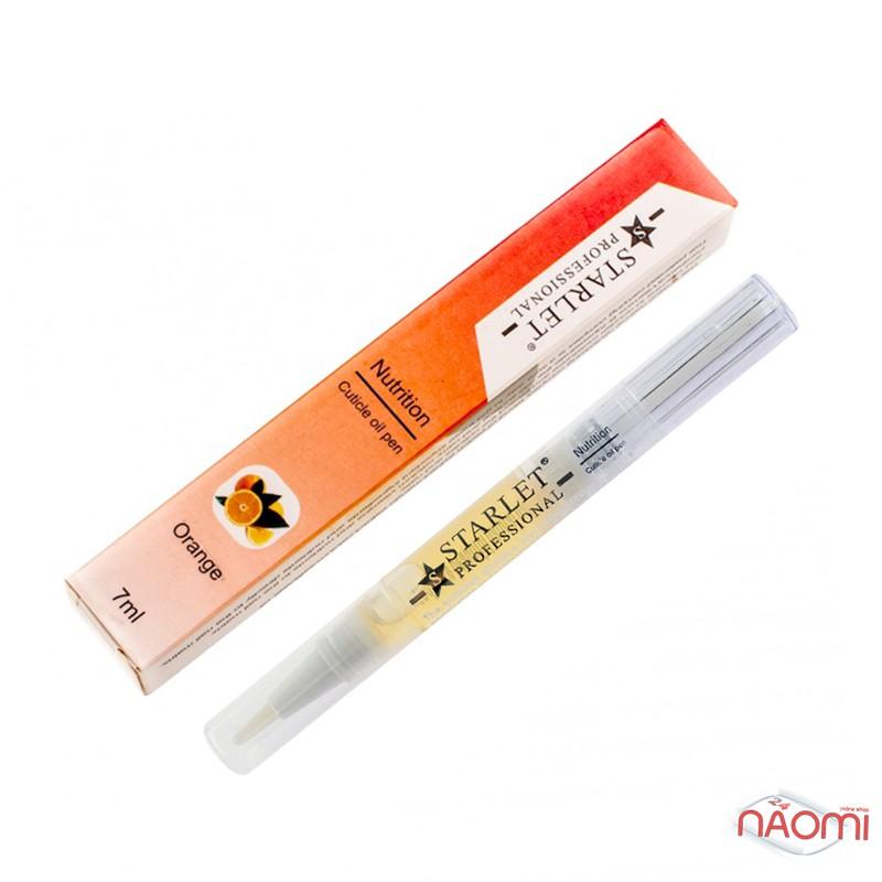 Масло для кутикулы в карандаше Starlet Professional апельсин, 7 мл, фото 1, 25.00 грн.