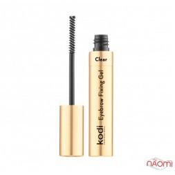 Фиксирующий гель для бровей Kodi Professional Eyebrow fixing gel, прозрачный, 7 мл
