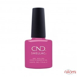 CND Shellac Prismatic 312 Psychedelic фуксия, 7,3 мл