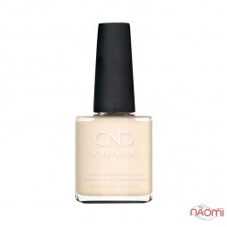 Лак CND Vinylux Bridal 320 Veiled телесный, 15 мл