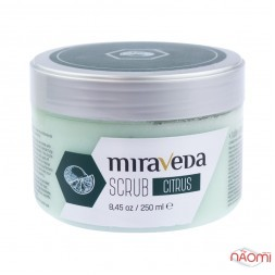 Скраб для тела Italwax Miraveda с маслом лайма, 250 мл